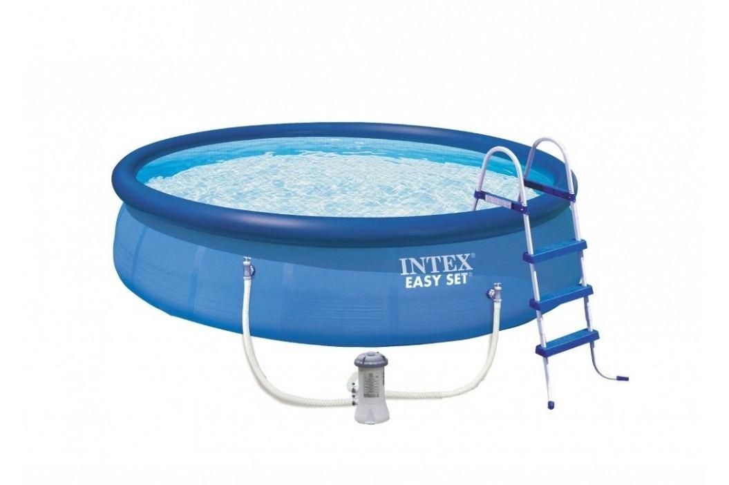 Bazén INTEX 4,57 x 1,07m set včetně příslušenství obrázek inspirace