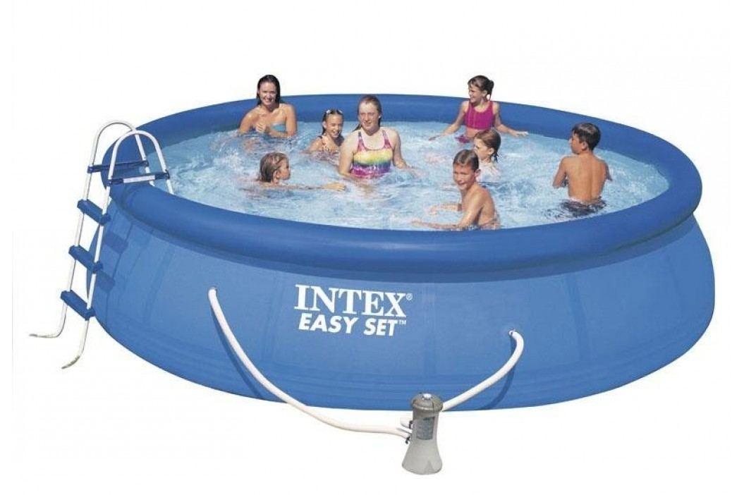 Bazén INTEX 4,57 x 1,22m set včetně příslušenství