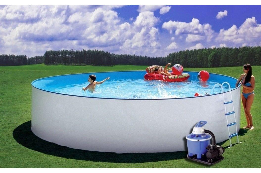 Bazén Nuovo 4 x 0,9m set + písková filtrace 6m3/hod