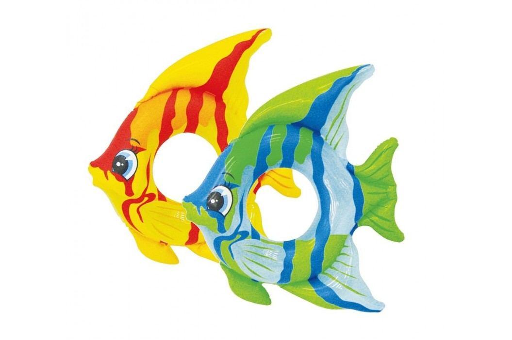 Intex kruh plovací tropická ryba