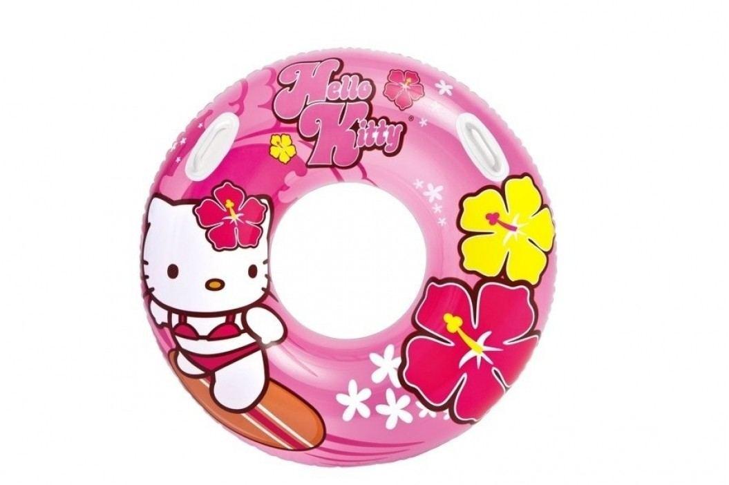 Intex Kruh plovací Hello Kitty 97cm