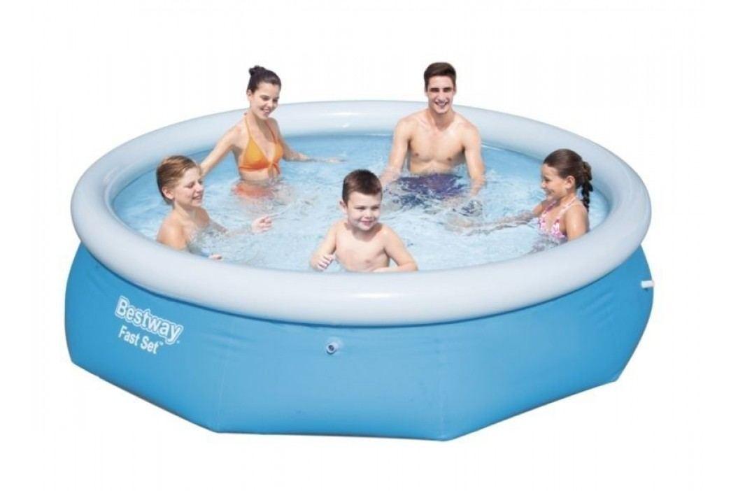 Bazén Bestway 2,44 x 0,66m písková filtrace 2m3/hod