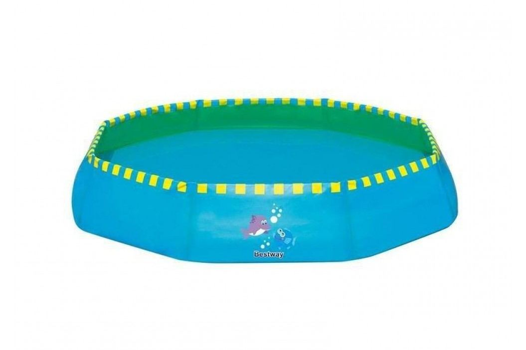 Přenosný plážový bazén 99x99x20cm