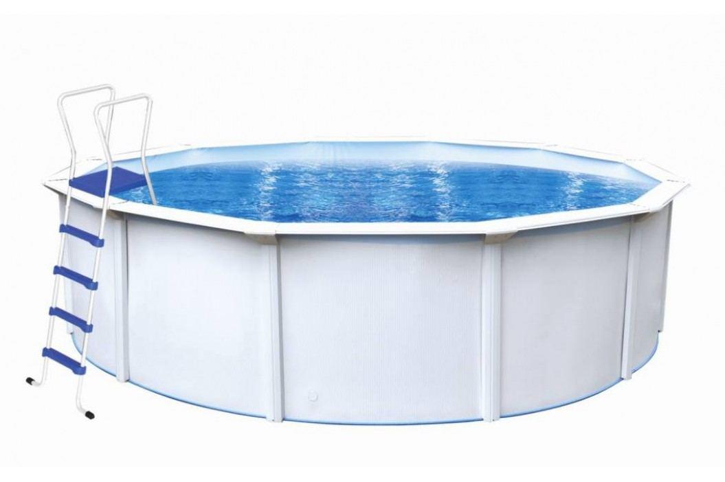 Bazén Nuovo de Luxe 4,6 x 1,2m set