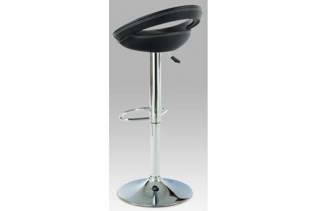Autronic Barová židle AUB-103 BK