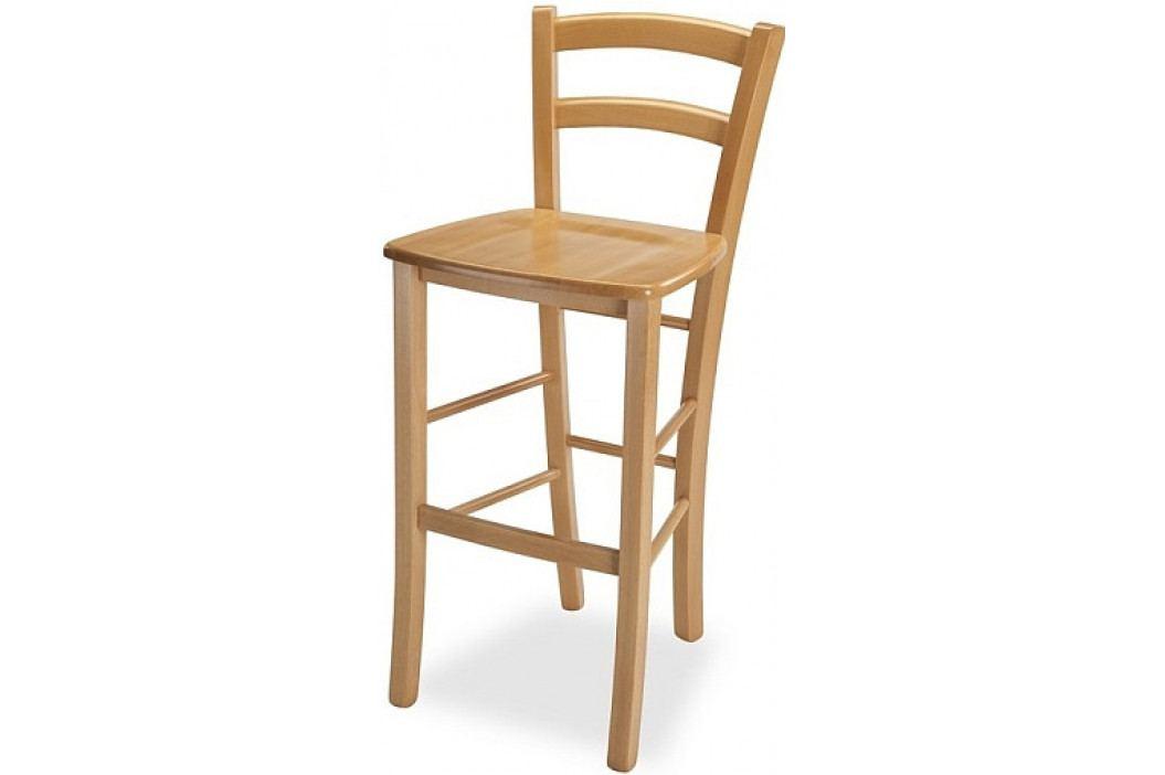 MIKO Barová židle Venezia bar - masiv Buk