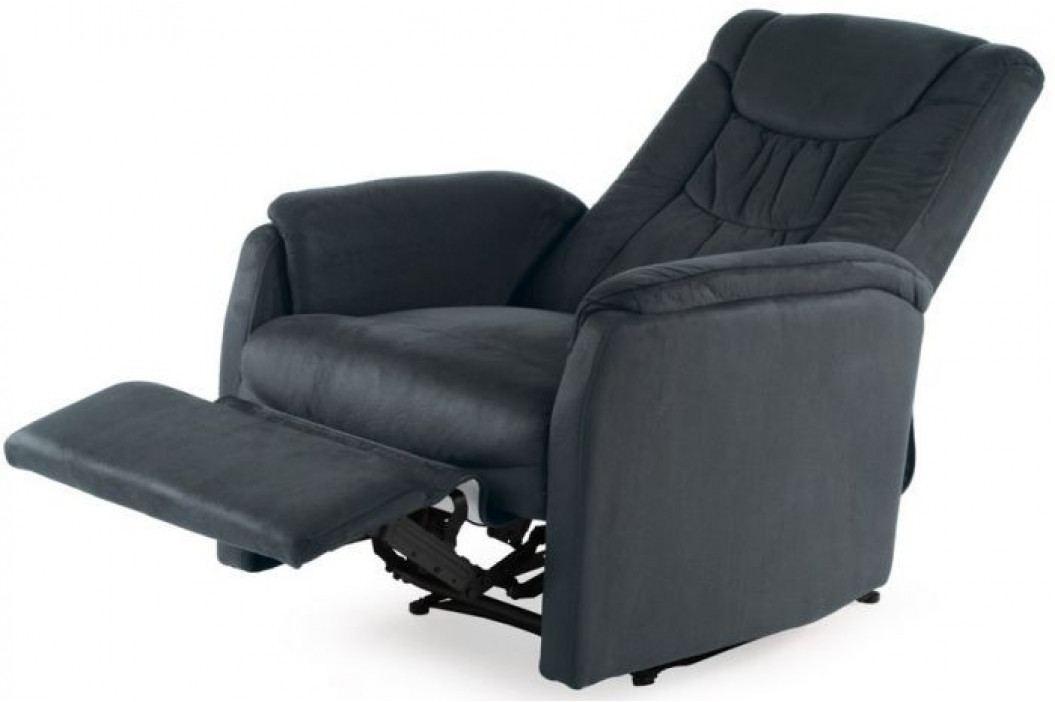 Autronic Relaxační křeslo TV-7013 Látka hnědá BR3