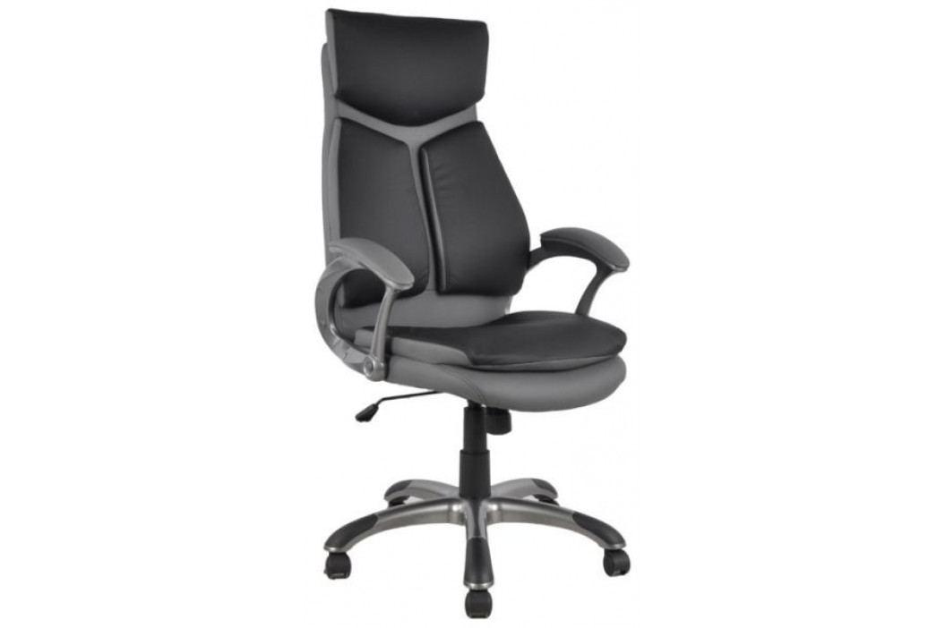 Autronic Kancelářská židle KA-T193 GREY