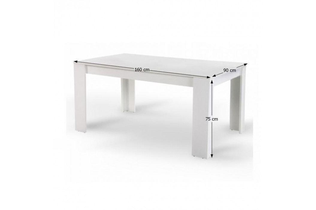 Tempo Kondela Jídelní stůl TOMY NEW - 160x90 cm