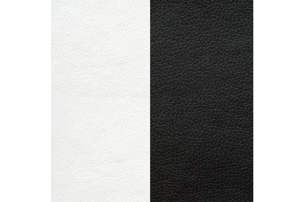 Halmar Postel Samanta P Černo-bílá ekokůže
