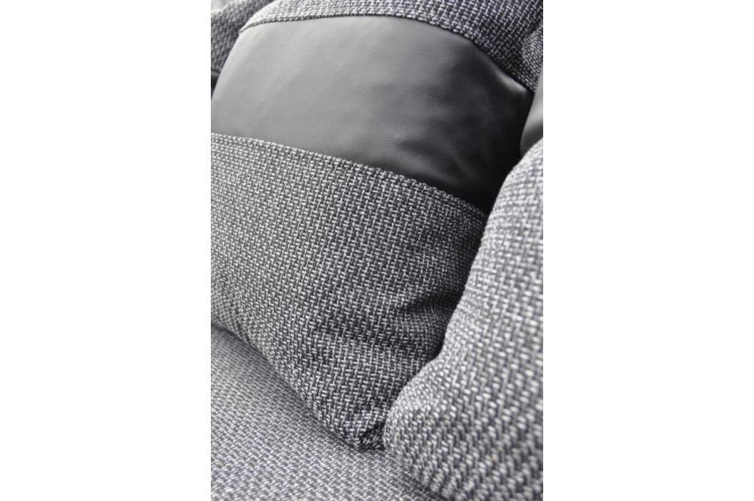 Falco Sedací souprava Frank levá šedo/černá obrázek inspirace