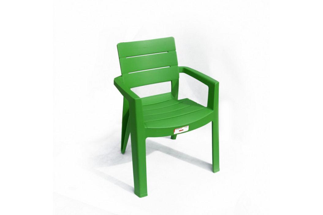 Rojaplast Křeslo IBIZA - zelené