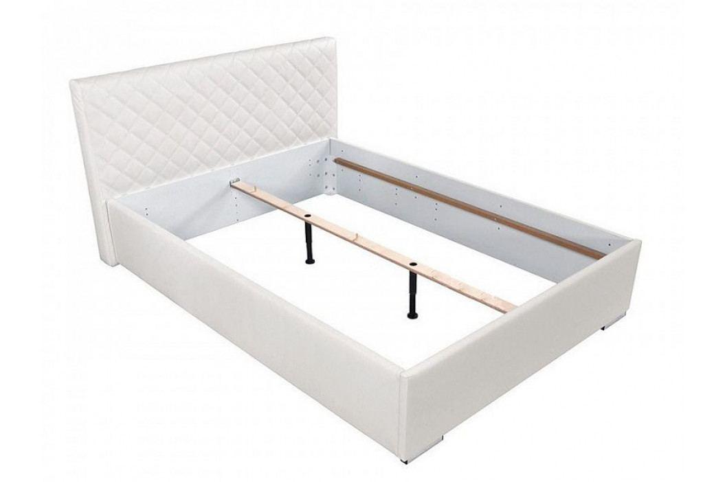 BRW Postel Syntia futon 160x200 Bílá