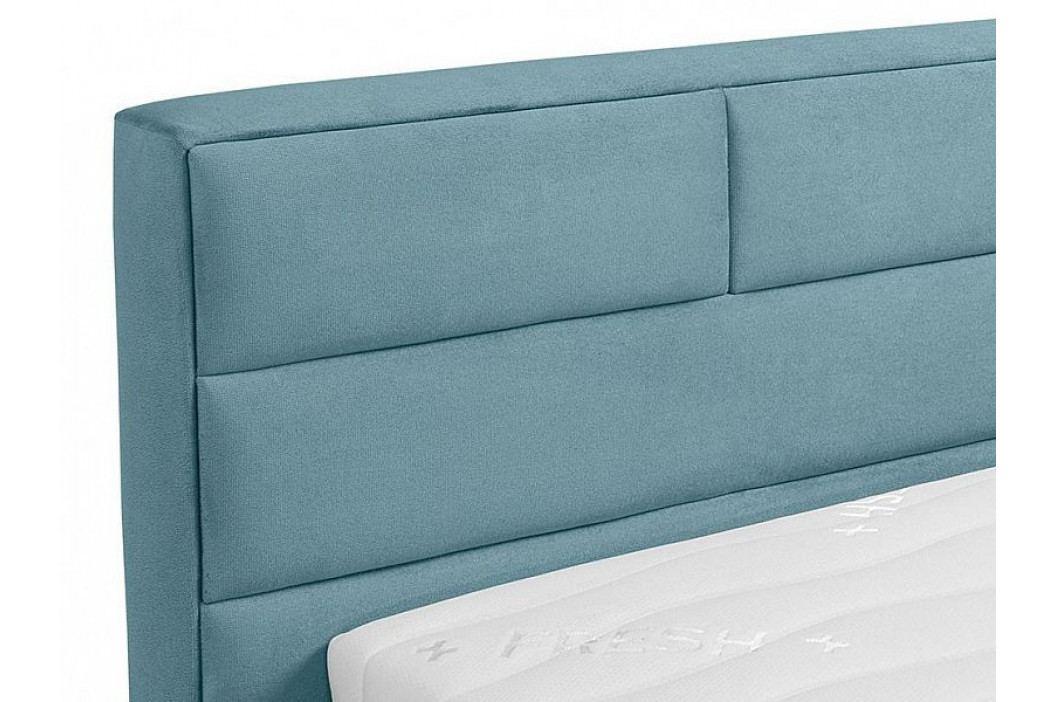 BRW Postel Kate futon 90x200 Modrá obrázek inspirace