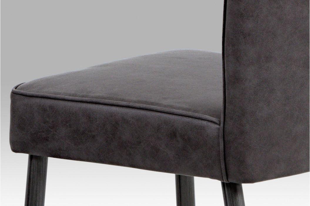 Autronic Jídelní židle HC-323 GREY3 - šedá