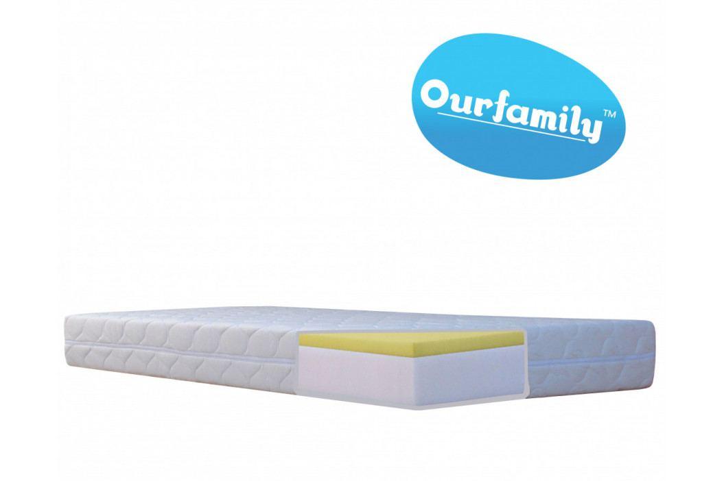 Forclaire Pěnová matrace SARA VISCO Ourfamily - 140x200