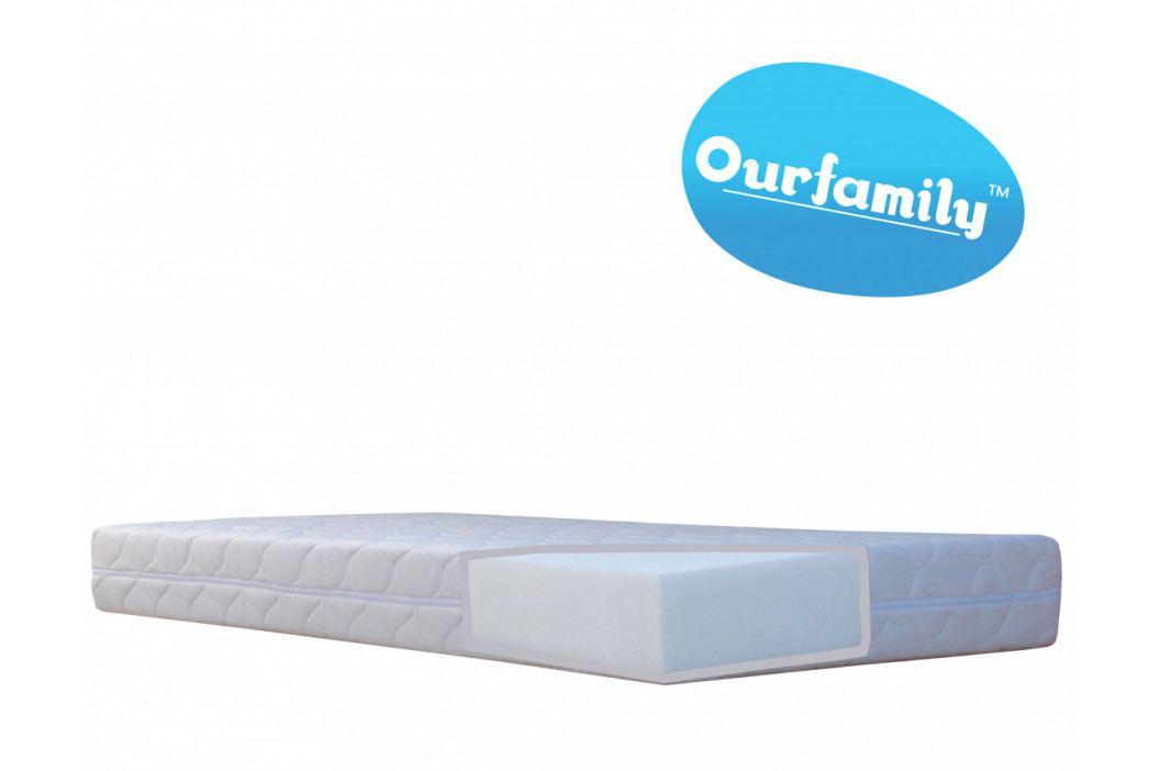 Forclaire Pěnová matrace EMA Ourfamily - 200x120 obrázek inspirace