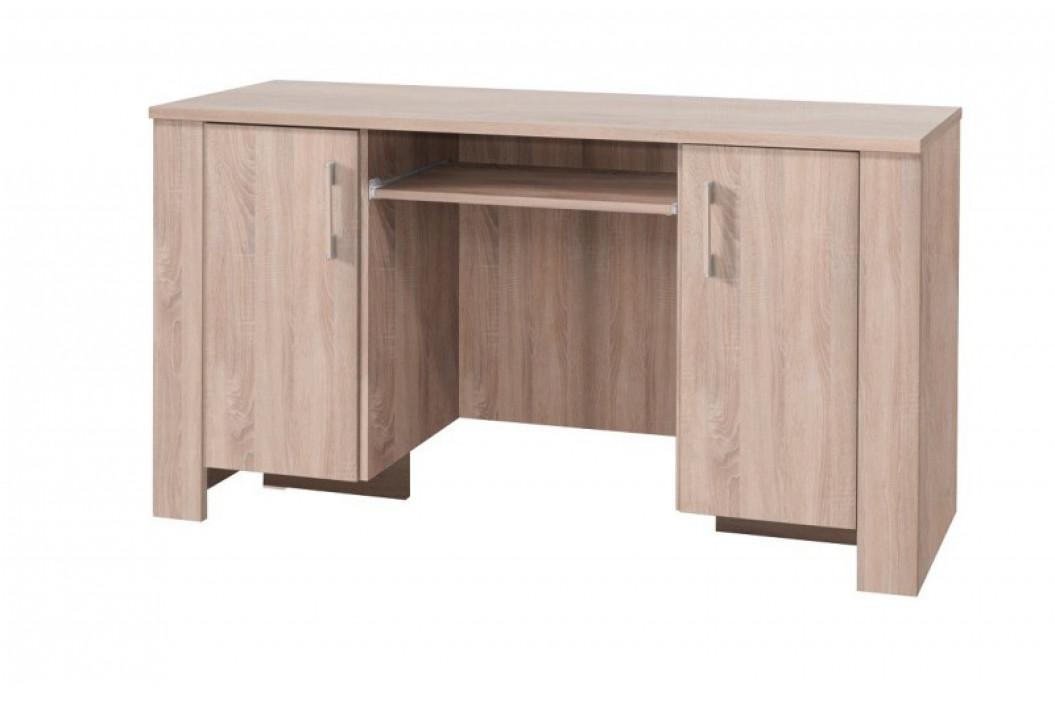 Falco Psací stůl Cezanne R17B - sonoma