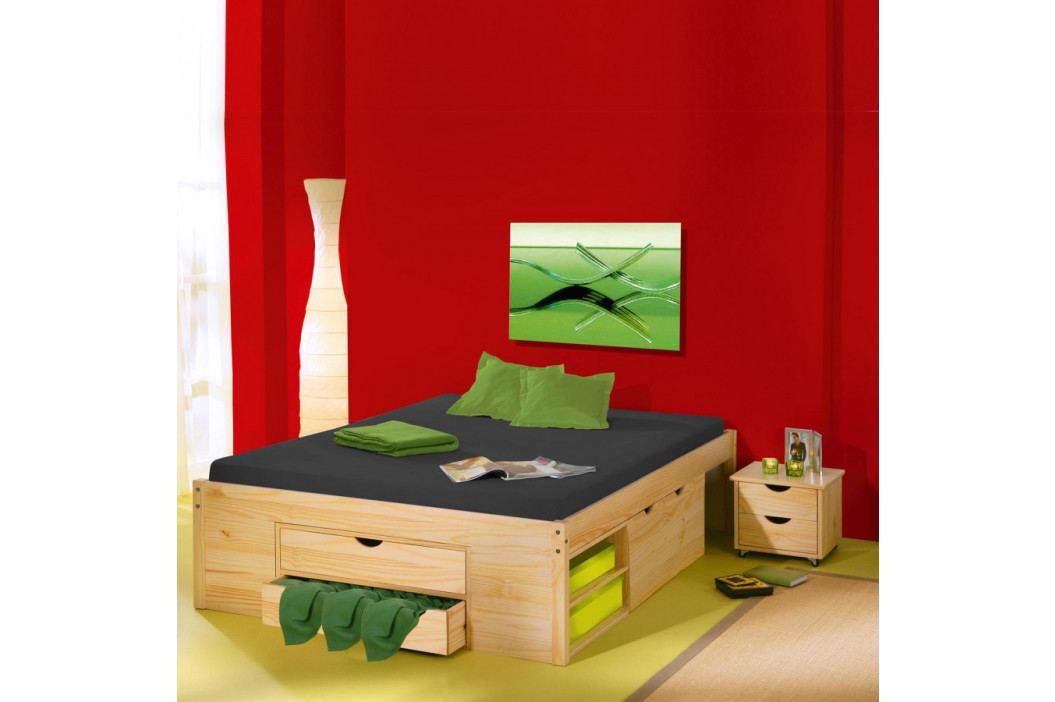 Idea Dvoulůžková postel KLASA 140x200