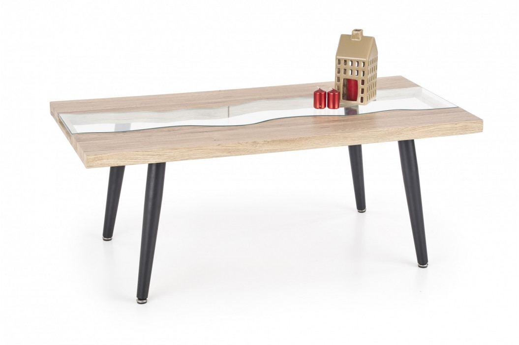 Halmar Konferenční stolek Malika