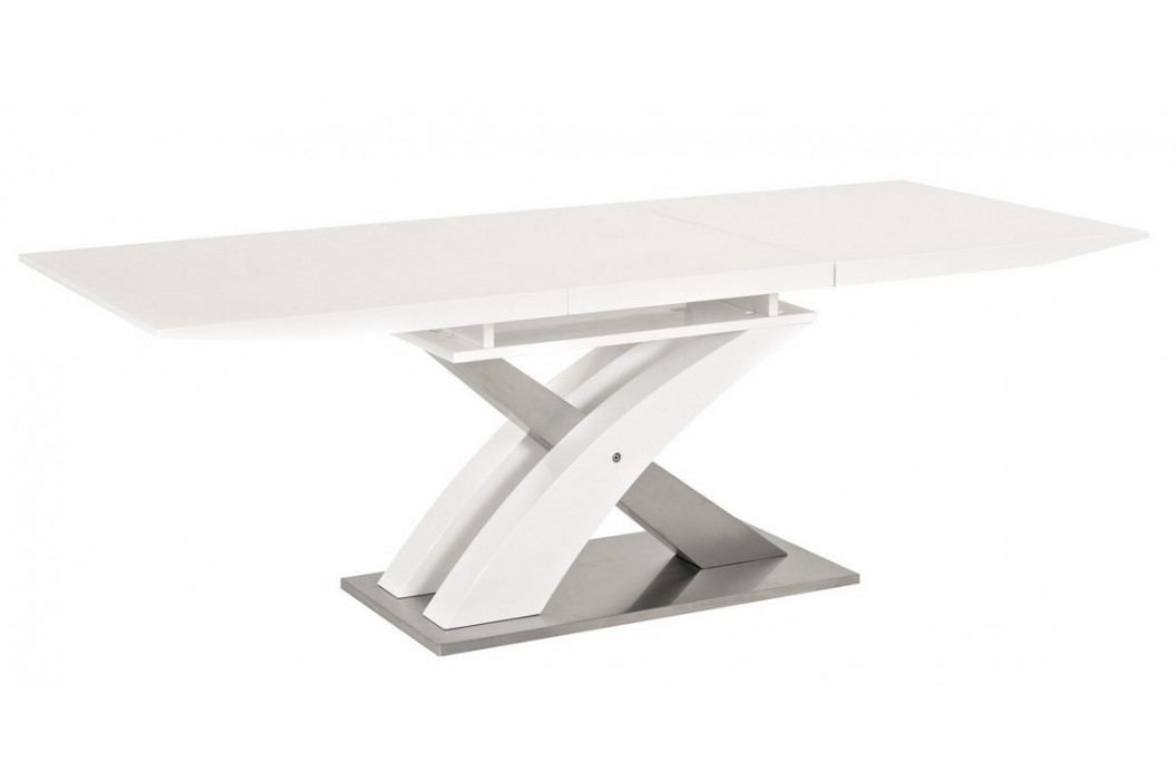 Casarredo Jídelní stůl RAUL rozkládací bílý obrázek inspirace