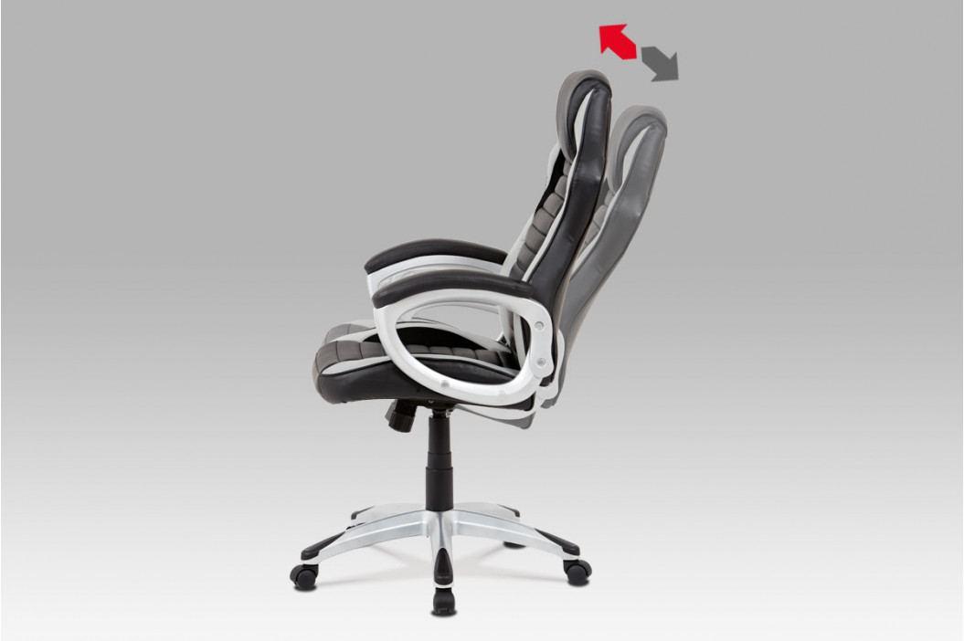Autronic Kancelářská židle KA-V507 GREY