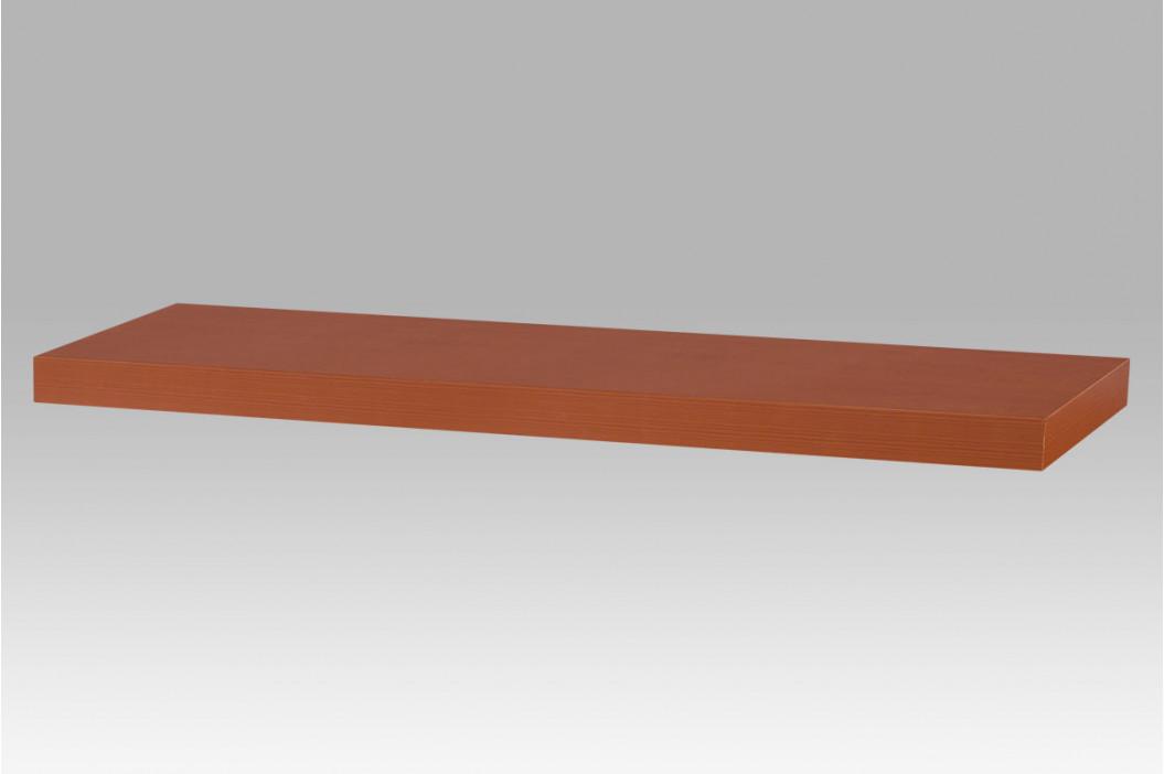 Autronic Polička 80cm P-005 TR - Třešeň