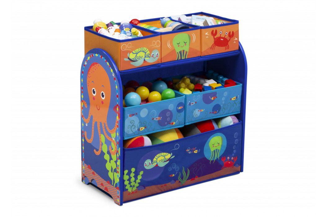 Forclaire Organizér na hračky Oceán