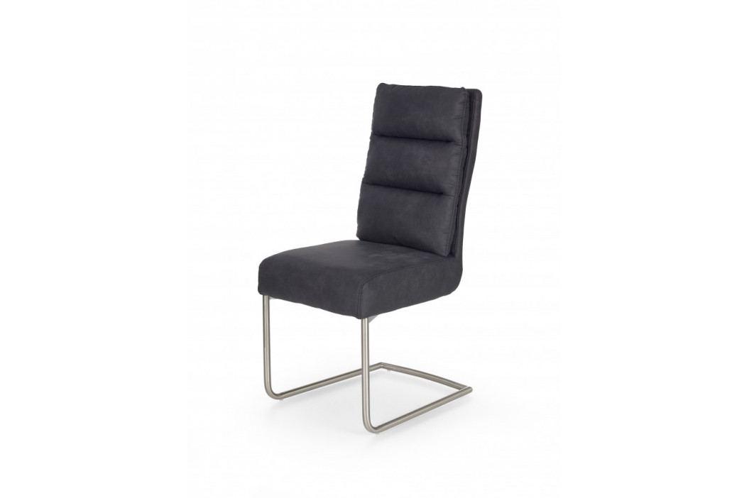 Halmar Jídelní židle K207 - černá obrázek inspirace