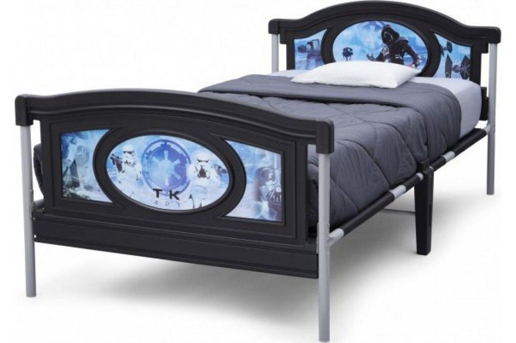 Forclaire Plastová 3D postel Star Wars