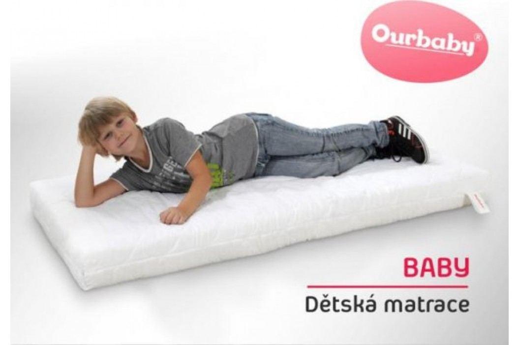 Forclaire Dětská matrace BABY - 160x70 cm