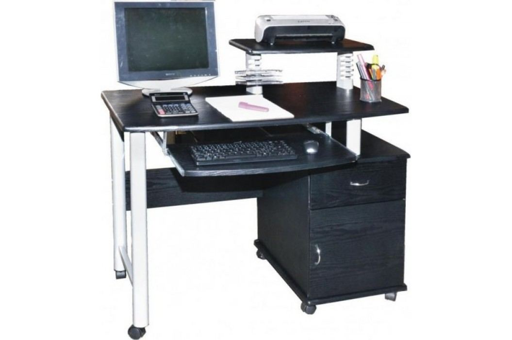 Falco PC stůl 2631 černá