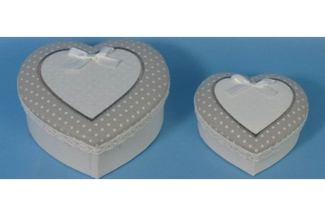 Krabička srdce sada 2 ks - ARD744809