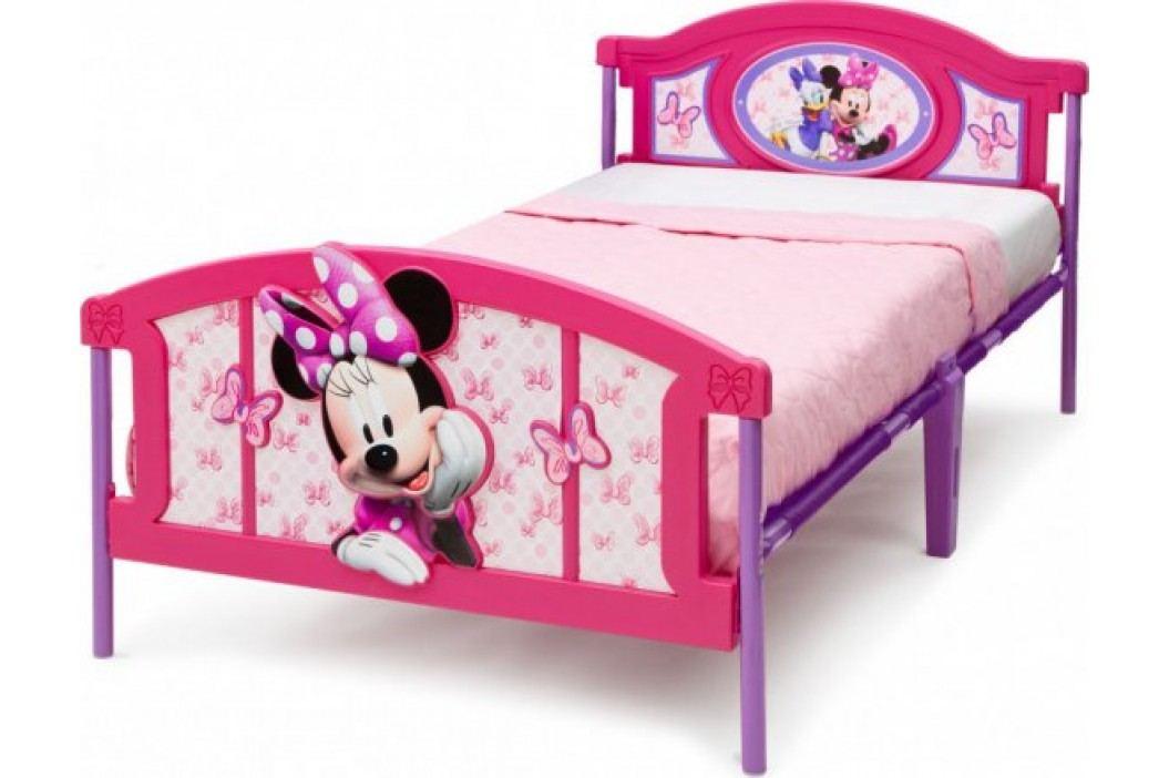 Forclaire Plastová 3D postel Minnie Mouse