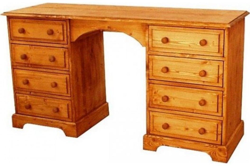 Unis Dřevěný psací stůl 00431