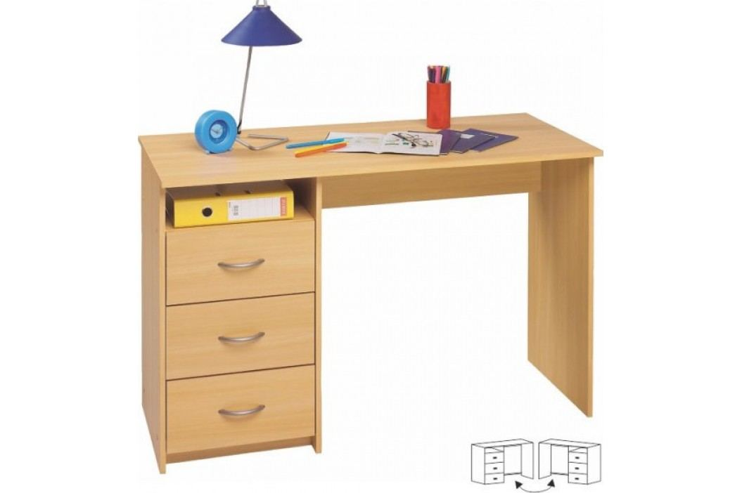 Tempo Kondela PC stůl LARISTOTE - buk