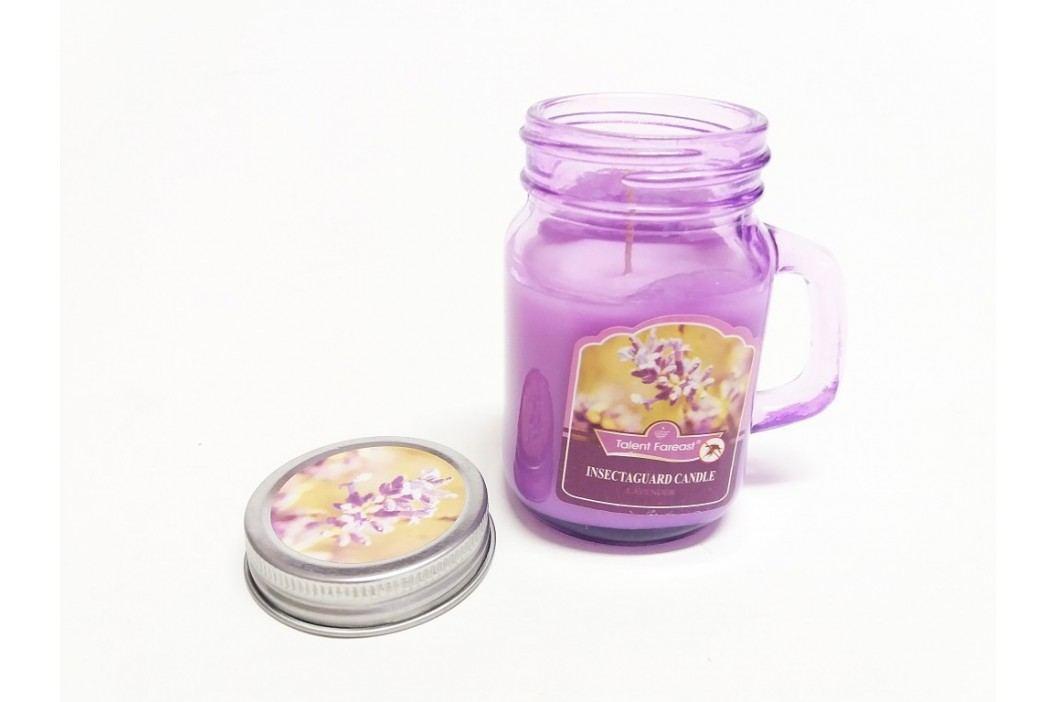 Svíčka aroma sklenice