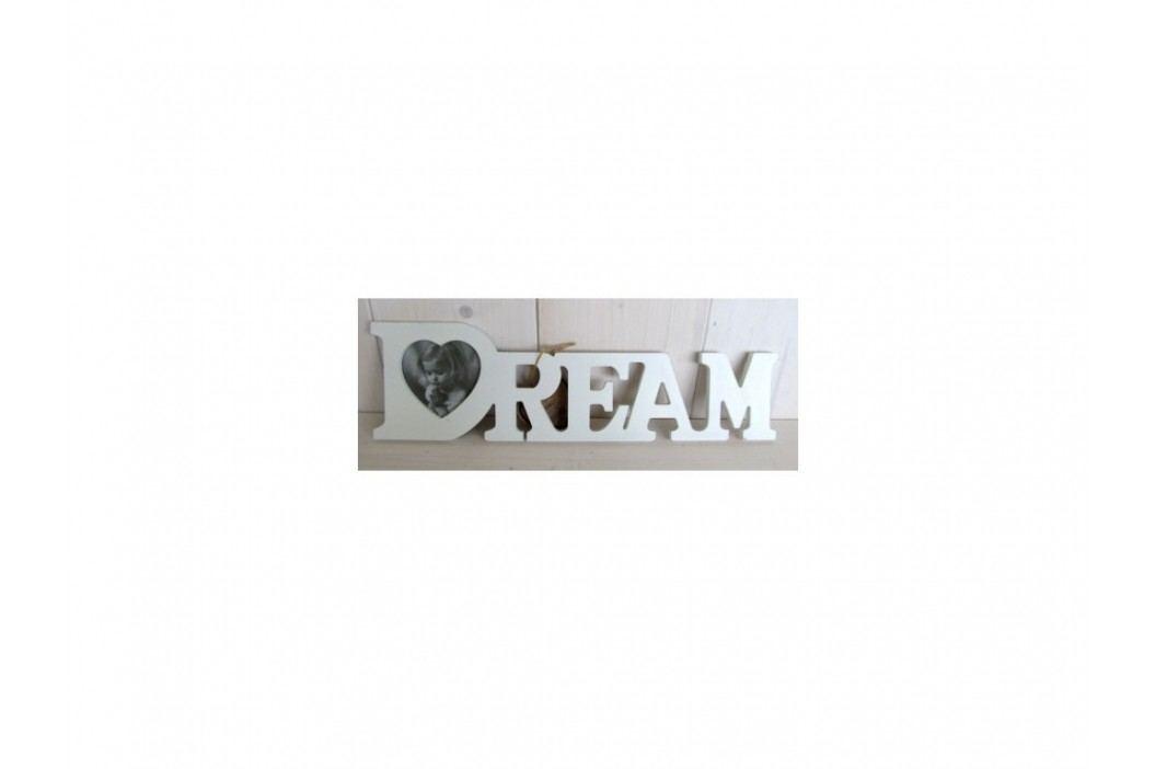 Foto rámeček dřevo DREAM