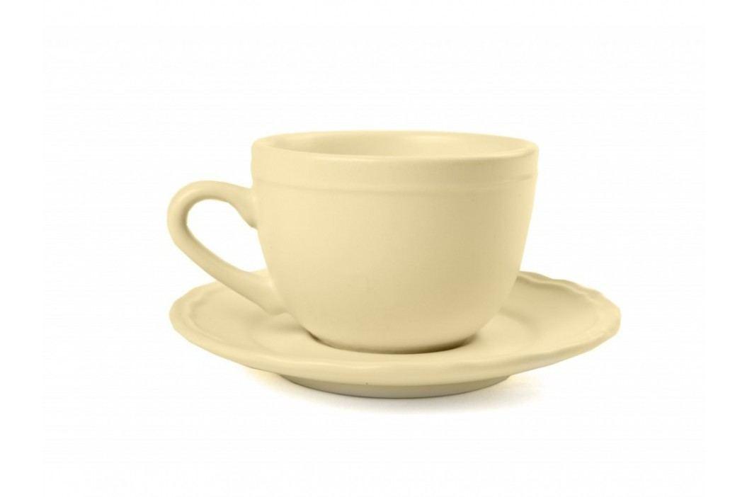 Sada kávová Juliet 12D žlutá