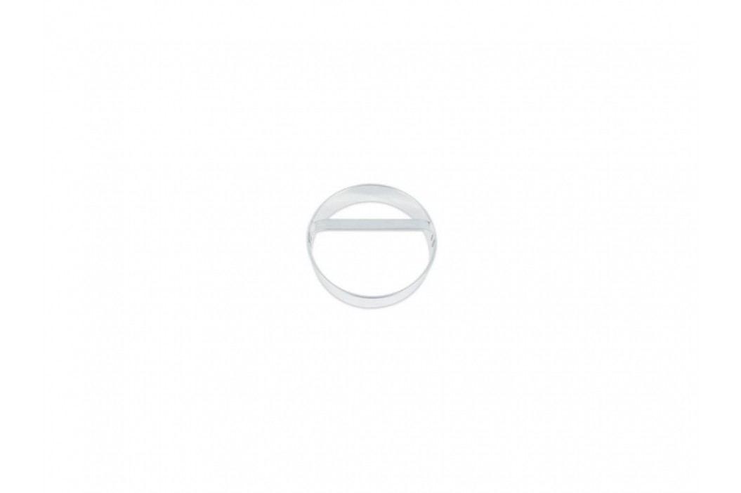 Vykraj.kruh s rukojetí 100 mm