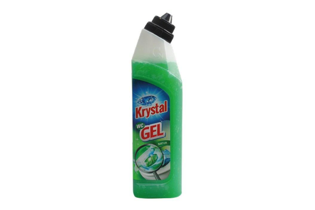 KRYSTAL WC gel zelený 0,75 l