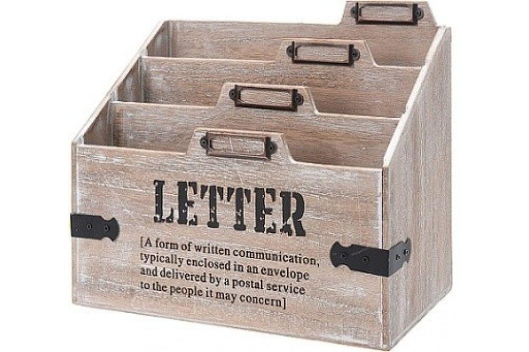 Pořadač na dopisy Letter 22x14x24cm