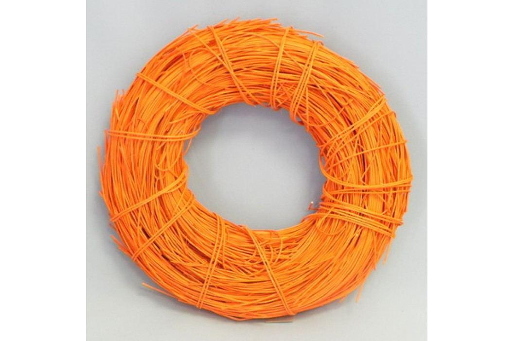 Pedik barevný 2mm 1kg Barva: oranžová