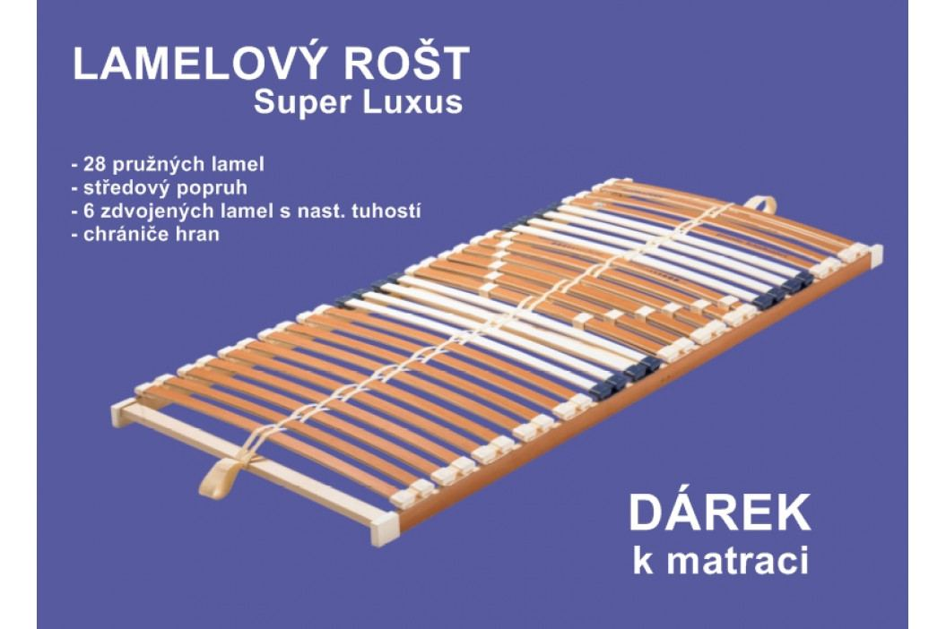 Luxusní matrace Magniflex Armonia MAGNIGEL DUAL  plus  lamelový rošt ZDARMA