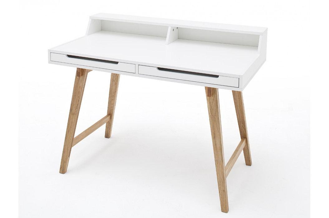 Pracovní stůl TIFFY bílý