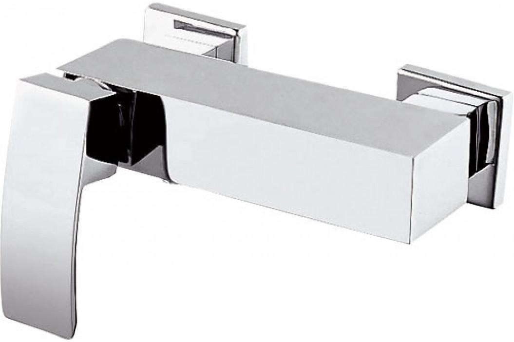 Nástěnná sprchová baterie GINKO, chrom ( 1101-11 )
