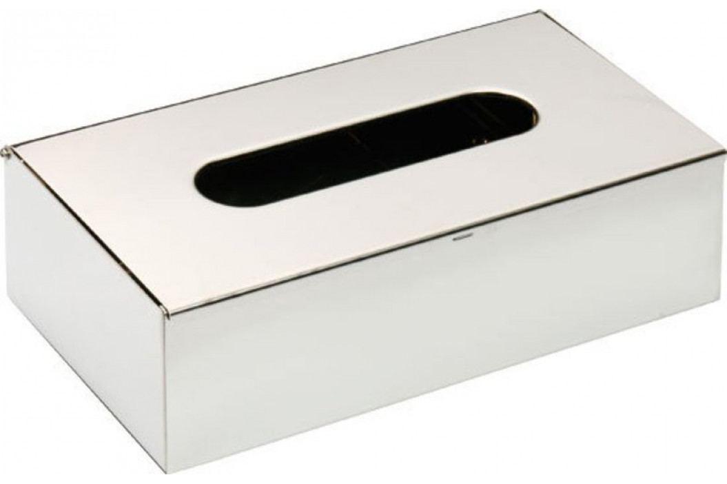 Kleenex box 250x130x75mm, chrom ( 102303021 )