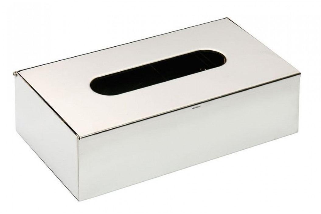 Kleenex box, 250x130x75mm, broušená nerez ( 102303025 )