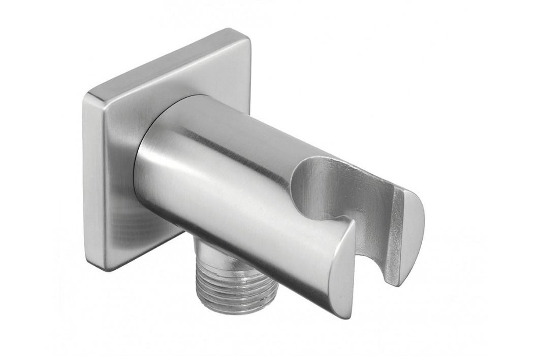 MINIMAL vývod sprchy s držákem, nerez ( MI035 )