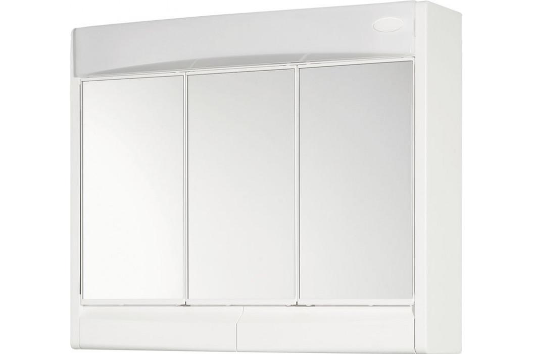 SAPHIR galerka 60x51x18cm, zářivka 15W, bílá plast ( 591322 )